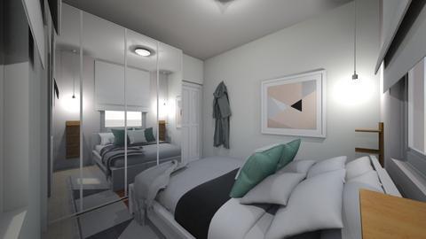 Ronit Shorer 11 - Bedroom - by erlichroni