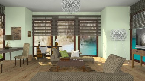 dandy - Living room - by trees designs