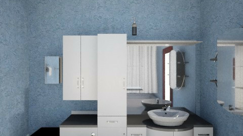 bathroom - by lissettemarysol