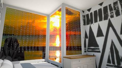 Dream - Bedroom - by Elena Heimark