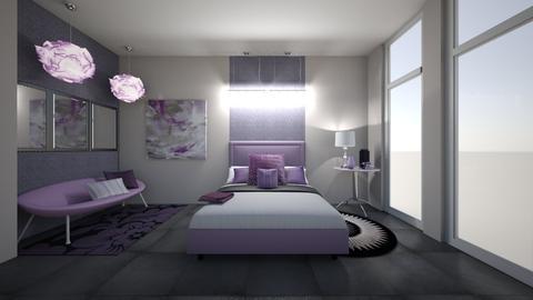 Small Bedroom 22 - Modern - Bedroom - by XiraFizade