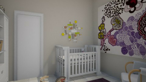 For PanosZ 2 - Eclectic - Kids room - by Theadora