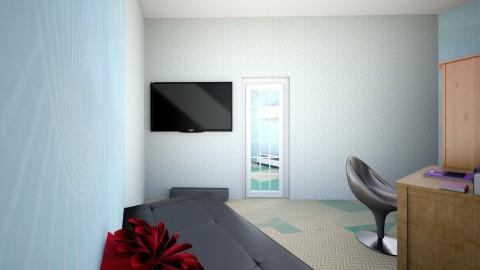 Romaysa's Bedroom - Kitchen - by Galaxy Romaysa