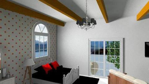 MMM - Vintage - Bedroom - by gil_7