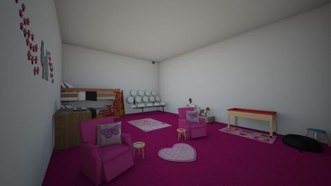 room 3 - Kids room - by ayrie240