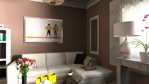mommys house  - Classic - Bedroom - by Nkanyezi Nhezi Gumede