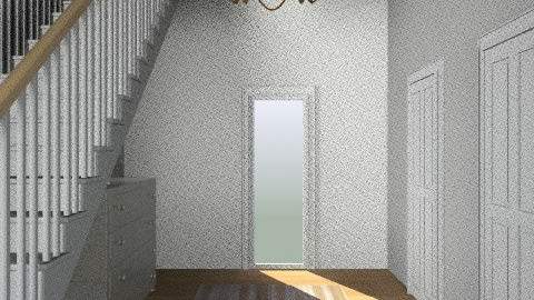 rom - Modern - Hallway - by zaz11