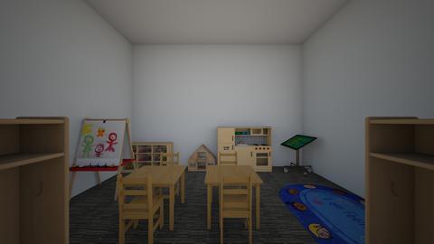 Classroom 1 - Kids room - by QYAWRQBDHYBQTBWZRFPZPVCHWNNHFQW