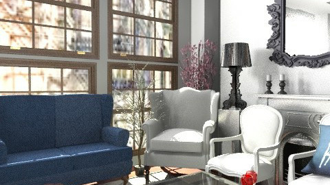 NY home - Vintage - Living room - by austinajk