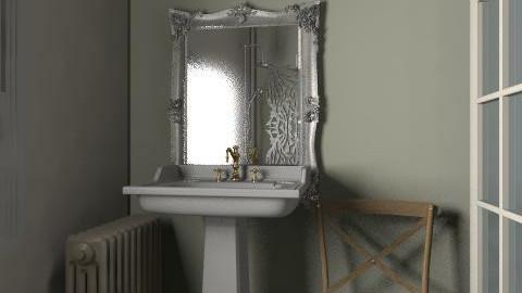 vintage chic - Vintage - Bathroom - by sallykatie