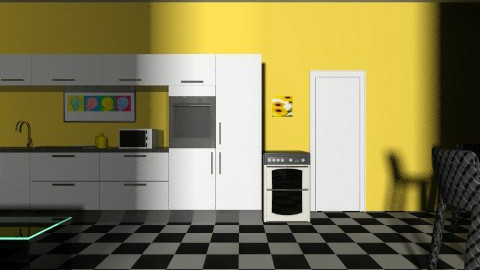 amazing - Retro - Kitchen - by krazymeetsbeauty