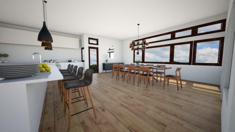 Wolverine 1st flr kitchen - Bedroom - by elaw
