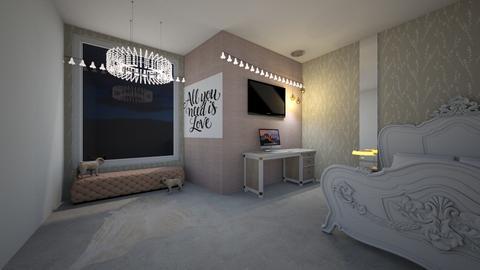 Girly Bedroom - Bedroom - by interiorinterior