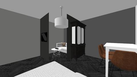 studentenkamer Silke - Modern - by pleunmeier
