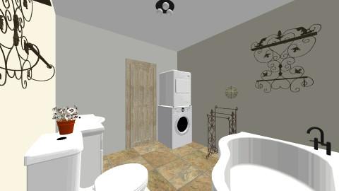 master bath - Bathroom - by Bluefreeze