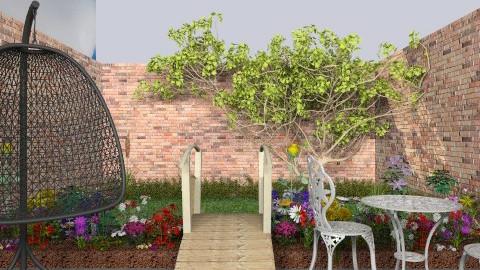 Garden - Retro - Garden - by zoehommel