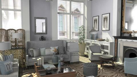 SOL - Classic - Living room - by naki1