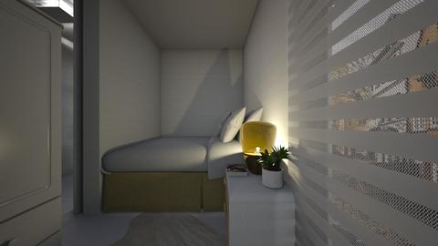 Casa220Bedroom - Modern - Bedroom - by nickynunes