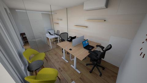 Entar originaal - Office - by laurkaarna