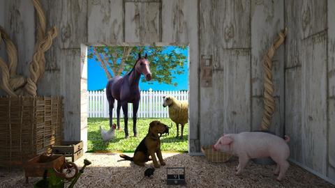 Babe pig - by ClaraBart