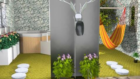 g n o - Modern - Garden - by roshni