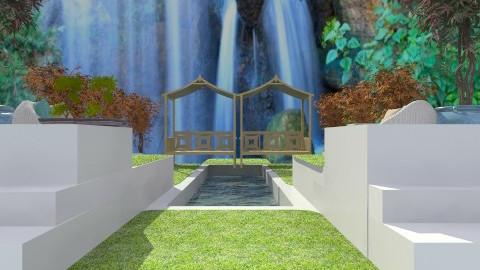 oytdoor garden - Garden - by ypramestika