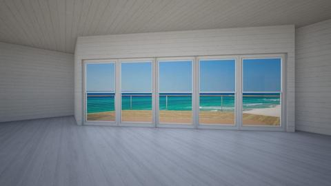 Beach House - by Ginger0987