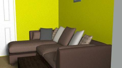 Sadowska - Modern - Living room - by przemas11
