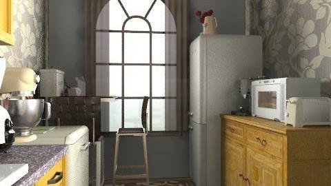jgwr - Modern - Kitchen - by enikovas
