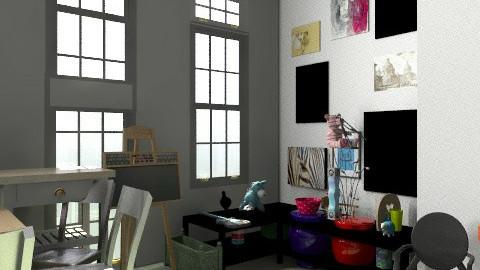 Art room ATELIER6 - Classic - by Graff