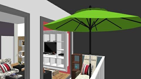 Mi Cuarto - Bedroom - by elisamaturana