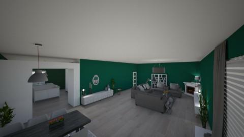 green and grey - by leonie_slagmoolen