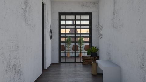 Urban Jungle Hallway - Modern - by helsewhi