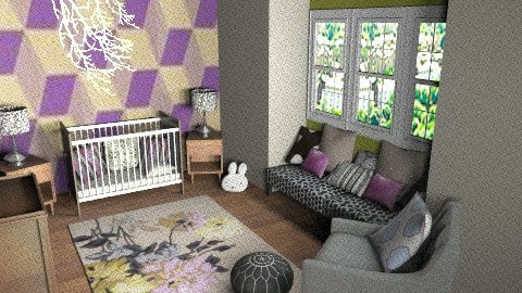 Edina - Modern - Kids room - by allysonrose