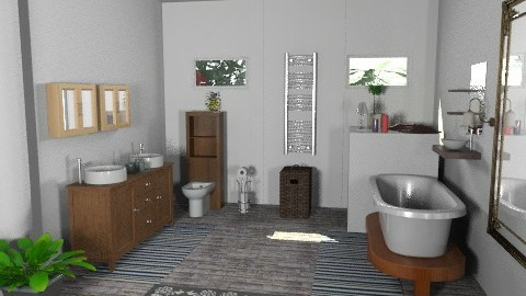 Bath - Eclectic - Bathroom - by health