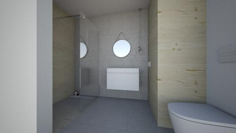 popop - Bathroom - by klaudiastasiak01