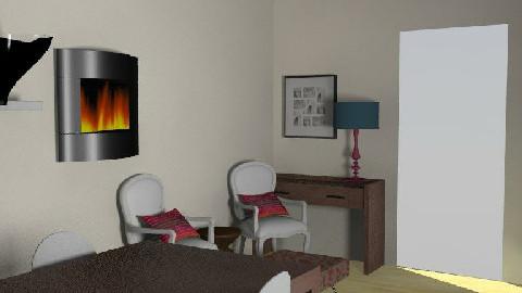 salle manger V11 - Dining Room - by johanne