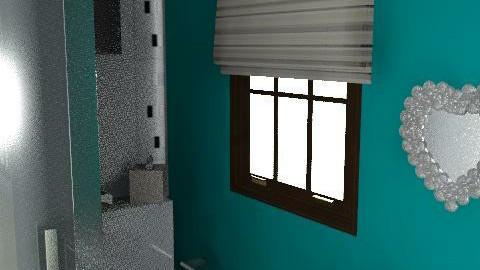 Barn conversion: Bathroom 2 - Classic - Bathroom - by HazelMP