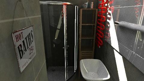 showerand clerestory - Bathroom - by Alonzo Kimberly