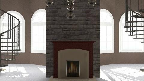 Cozy Room - Vintage - Living room - by batha2001