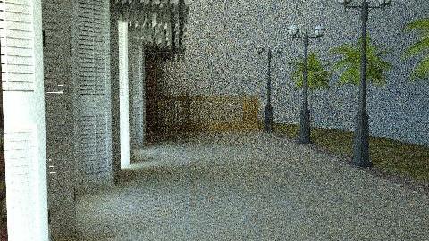 Beach scene - Garden - by imydeco