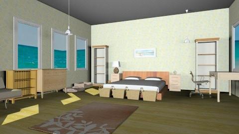 Seaside Hotel Room - by seasideview