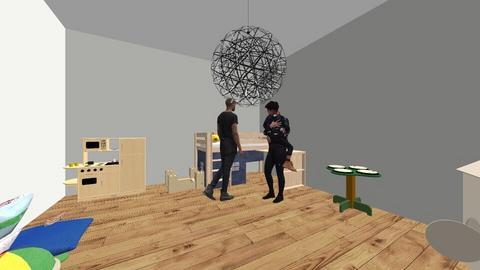 1_boys bedroom - Kids room - by roomdecor1239