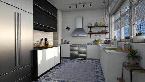 Kitchen - Classic - Kitchen - by katarina_petakovi