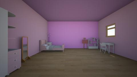 Dominika - Kids room - by dominika06202