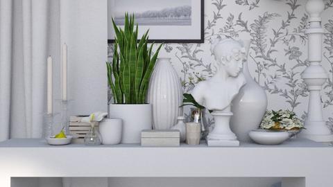 White Decor - Classic - by HenkRetro1960