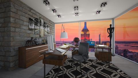 New York office - Office - by ollegamer