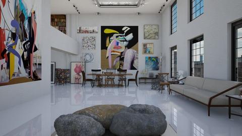 Art collector - by rebsrebsmmg