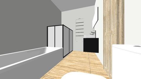 Bathroom5 - Bathroom - by meerso