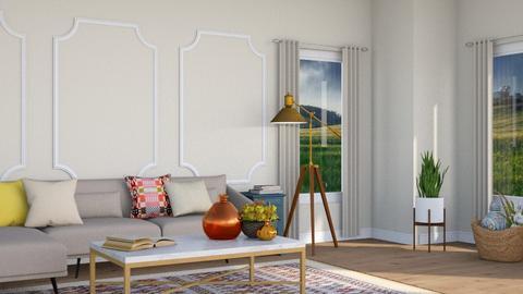 Spanish Flare - Modern - Living room - by Gurns